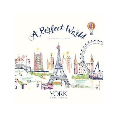 A Perfect World by York Wallpaper