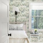 3118-12612 Birch and Sparrow Tamarack Forest by Chesapeake Wallpaper2