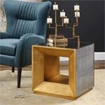 24763 Flair Cube Table by Uttermost-2