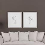 33649 Botanical Sketches S/2 by Uttermost-2