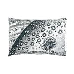 So17862120 Tim Tim and Modern Toile Pillow Black By Schumacher Furniture and Accessories 2