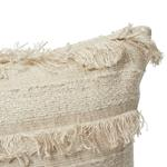 """So7265004 Acadia 18"""" Pillow Greige By Schumacher Furniture and Accessories 2"""