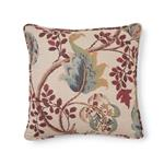 """So263964204 Fox Hollow 18"""" Pillow Document Natural By Schumacher Furniture and Accessories 2"""