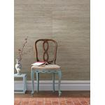 2732-65437 Canton Road Taizhou Blue Grasscloth by Kenneth James Wallpaper2