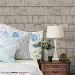 Clint Grey Weathered Wood by Chesapeake Wallpaper
