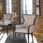 23073 Sandy Wing Chair by Uttermost-2