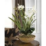 60039 Moth Orchid Planter by Uttermost-2