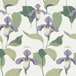 NV5528 Modern Heritage 125th Anniversary Lady Slipper by York Wallpaper2