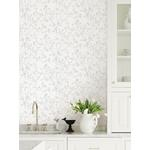 2927-80708 Newport Southport Light Grey Delicate Branches by A-Street Prints Wallpaper2