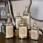 19754 Recycled Bottles S/5 by Uttermost-2