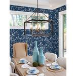 2927-80712 Newport Southport Navy Delicate Branches by A-Street Prints Wallpaper2