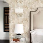 Tory Gold Texture by Brewster Wallpaper