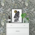 2821-12905 Folklore Full Bloom by A-Street Prints Wallpaper2