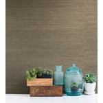2732-65655 Canton Road Qiantang Grey Grasscloth by Kenneth James Wallpaper2