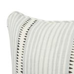 """So17627204 Moncorvo 18"""" Pillow Le Mirage By Schumacher Furniture and Accessories 2"""