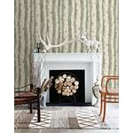 3118-12603 Birch and Sparrow Pioneer Birch Tree by Chesapeake Wallpaper2