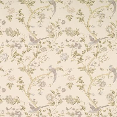 3519608 Summer Palace Taupe/Ivory Laura Ashley Wallpaper