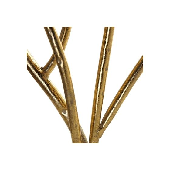 18796 Gold Branches Decorative Fireplace by Utte-4