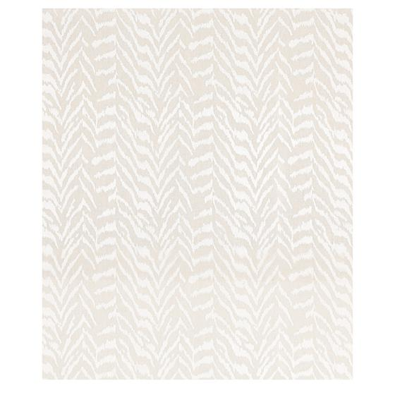 80670 Quincy Embroidery On Linen White By Schumacher Fabric 2