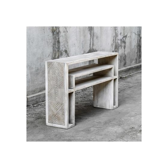 25839 Genara Console Table by Uttermost-4