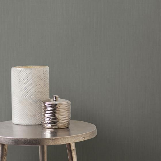 2836-527384 Shades of Grey Orsino Taupe Linen by Advantage Wallpaper2