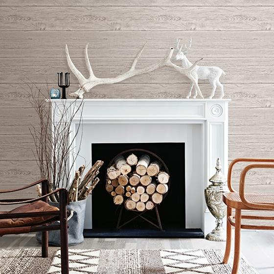 2701-22323  Reclaimed Grey Textured by A-Street Prints Wallpaper2