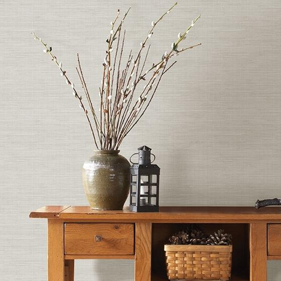3118-016912 Birch and Sparrow Kent Grasscloth by Chesapeake Wallpaper2