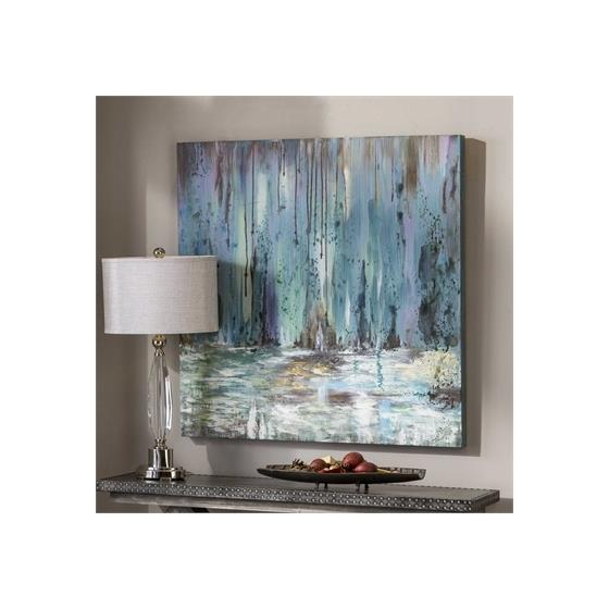 32240 Blue Waterfall by Uttermost-4