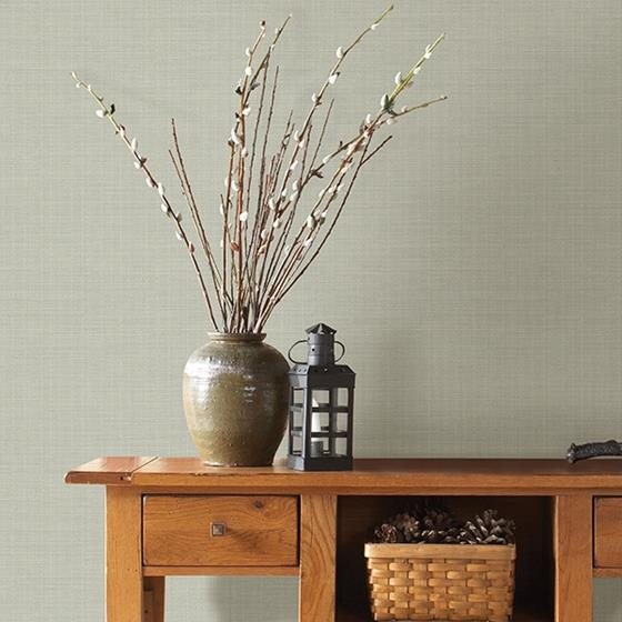 3118-016914 Birch and Sparrow Kent Grasscloth by Chesapeake Wallpaper2