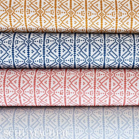78892 Poxte Hand Woven Zapote By Schumacher Fabric 4
