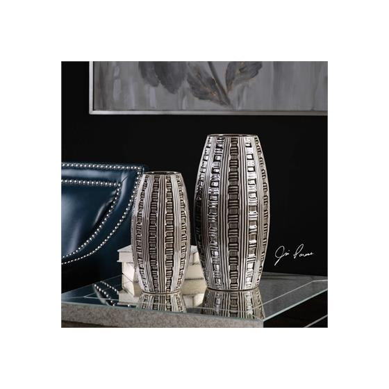 18711 Aura Vases S/2 by Uttermost-2