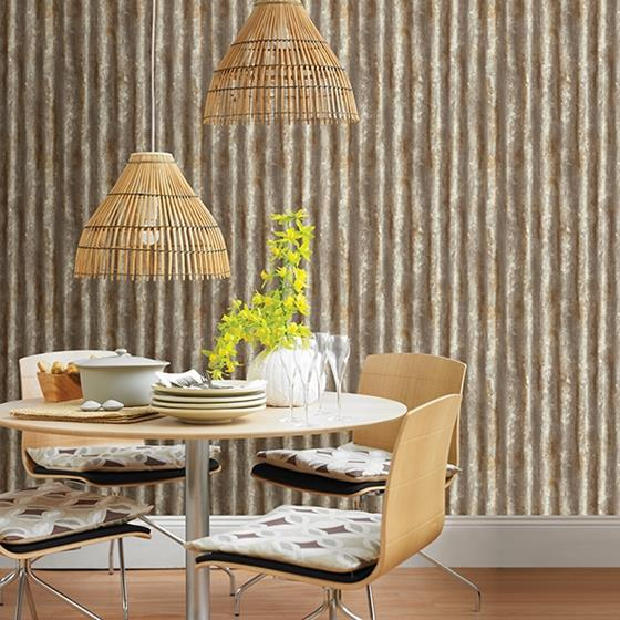 2701-22334  Reclaimed Rust Textured by A-Street Prints Wallpaper2