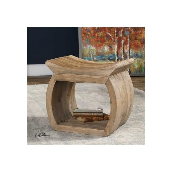 24814 Connor Accent Stool by Uttermost-2