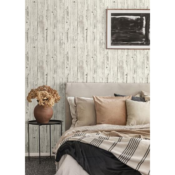 4015-427301 Beyond Textures Albright White Weathered Oak Panels by Advantage16