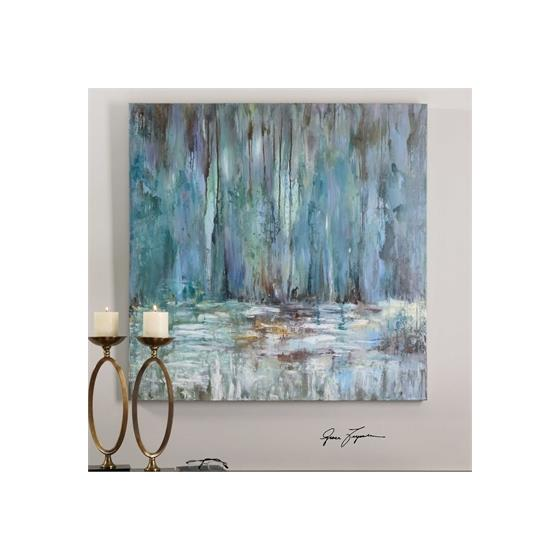 32240 Blue Waterfall by Uttermost-2