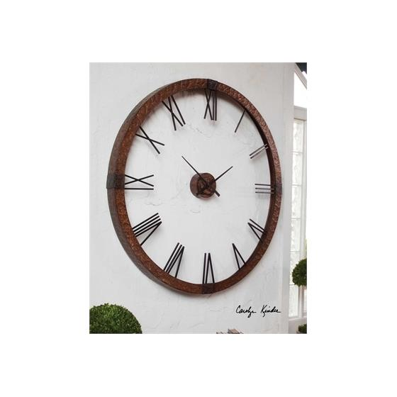 06655 Amarion Clock by Uttermost-2