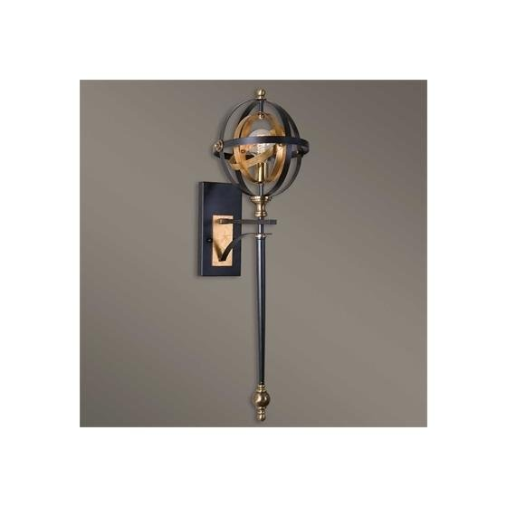 22497 Rondure 1 Lt. Sconce by Uttermost-2