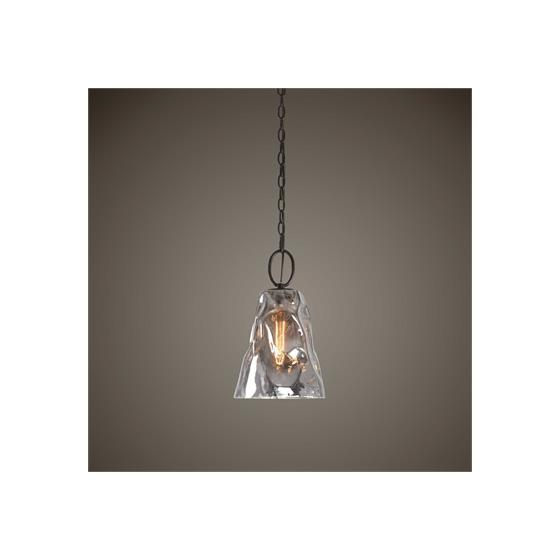 22132 Drappo 1 Lt. Mini Pendant by Uttermost-2