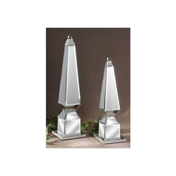 19025 Alanna Finials S/2 by Uttermost-2