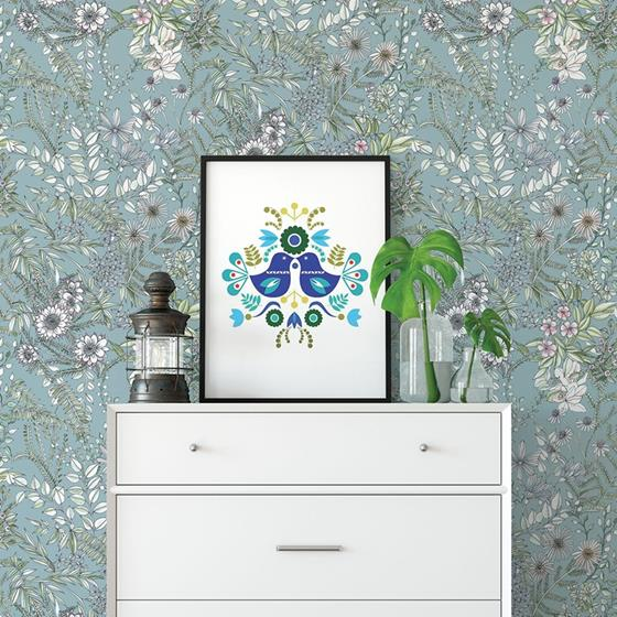 2821-12904 Folklore Full Bloom by A-Street Prints Wallpaper2