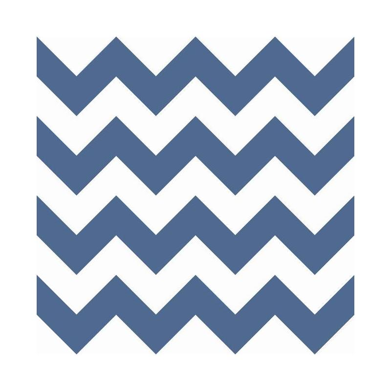 KI0589 A Perfect World, Chevron Sidewall, Navy Che