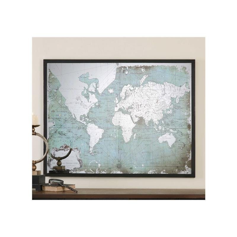 30400 | Mirrored World Map - Uttermost on world map tester, world map costume, world map dresses, world map size, world map vintage, world map modern, world map business, world map gold, world map bedroom decor, world map retail, world map illustrator, world map cook, world map color, world map creator, world map sports, world map rain, world map photography, world map teacher, world map design, world map name,