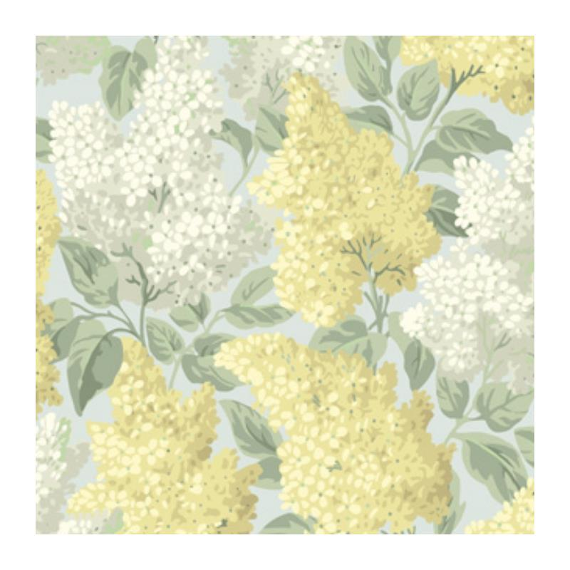 115-1003 Lilac, Lemon Olive Prm Blue Print by Cole