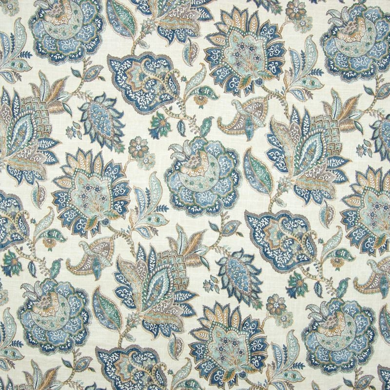 B7107 Laguna, Blue Floral Multipurpose by Greenhou