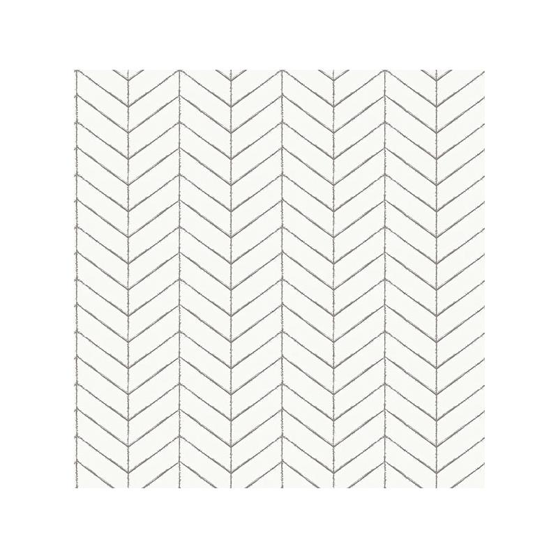 3118-25097 Birch and Sparrow, Bison Herringbone by
