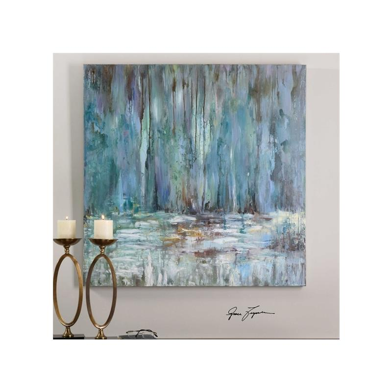 32240 Blue Waterfall by Uttermost