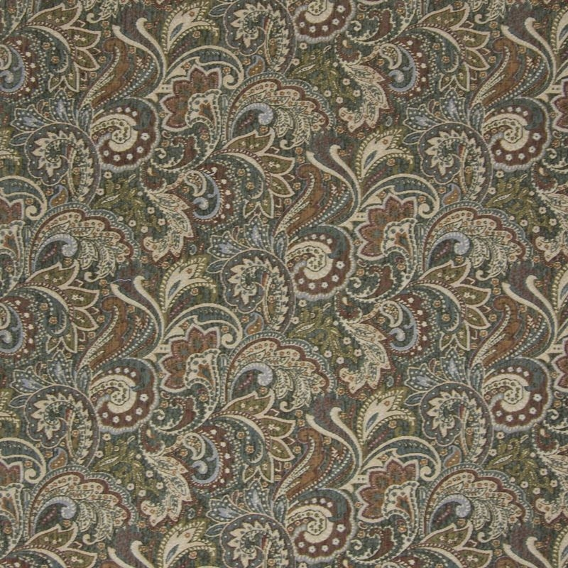 B2879 Sage, Green Tapestry Upholstery by Greenhous