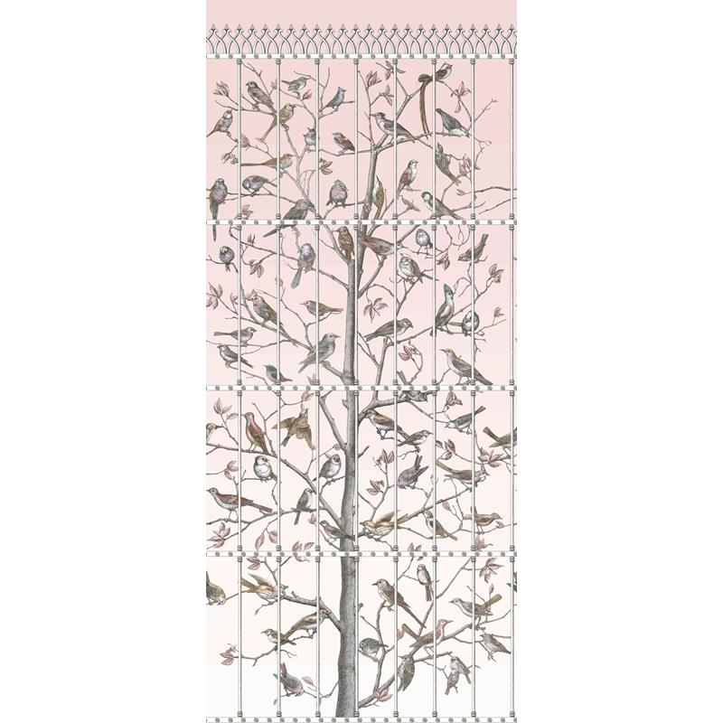 114-11022 Uccelli, Ballet Slipper Print by Cole an
