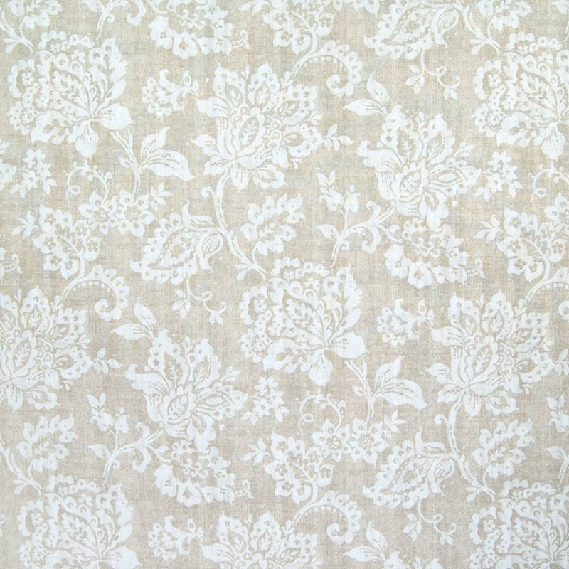 B6457 Sand, Neutral Floral Multipurpose by Greenho