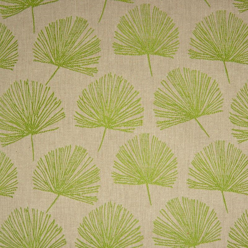 B9886 Sage, Green Floral Upholstery Fabric by Gree